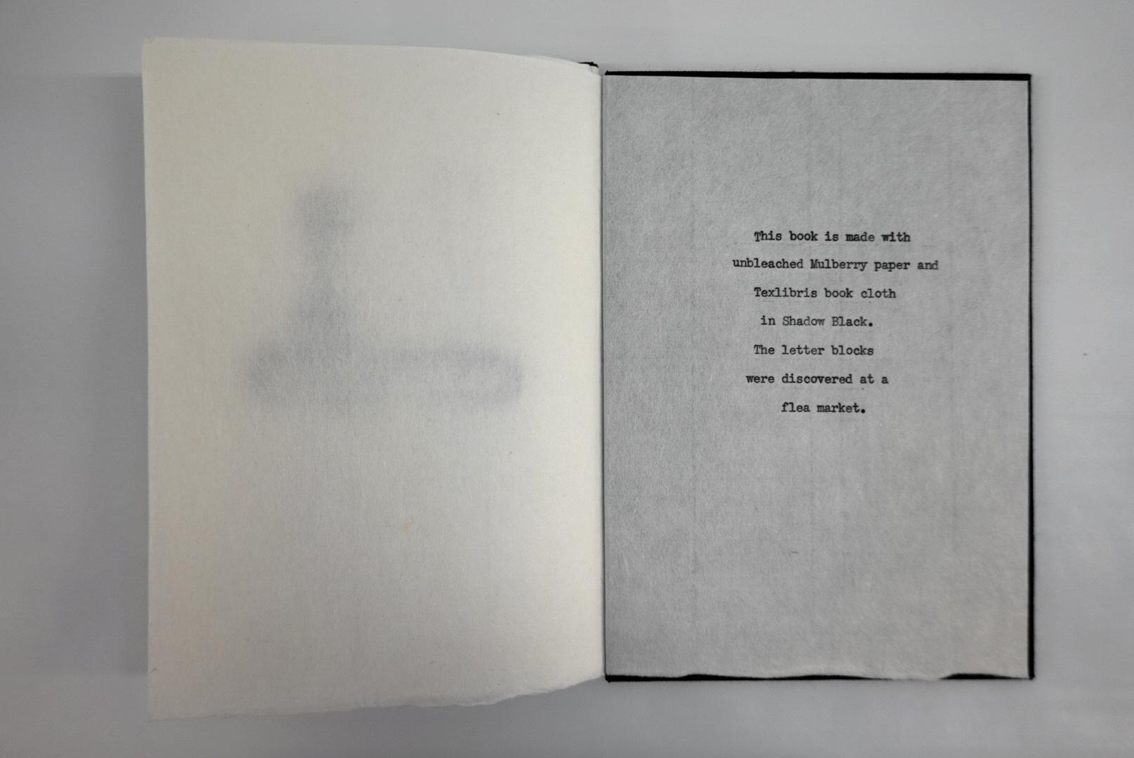 last page of Graphemics